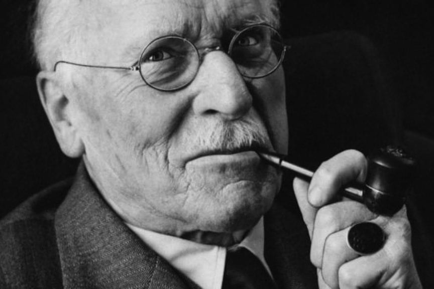 Carl Jung psychologie analytique persona ombre animus anima inconscient collectif synchronicites reves